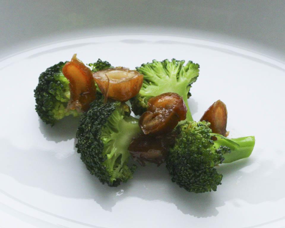 broccoli and date salad