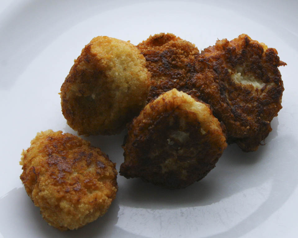 Salted cod baccala fishballs recipe for Salted cod fish near me