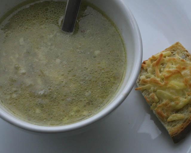 CarabacciaA Tuscan onion soup