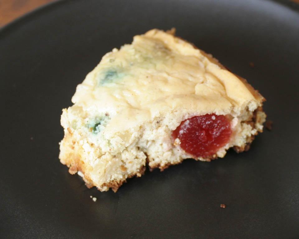 Ricotta pudding