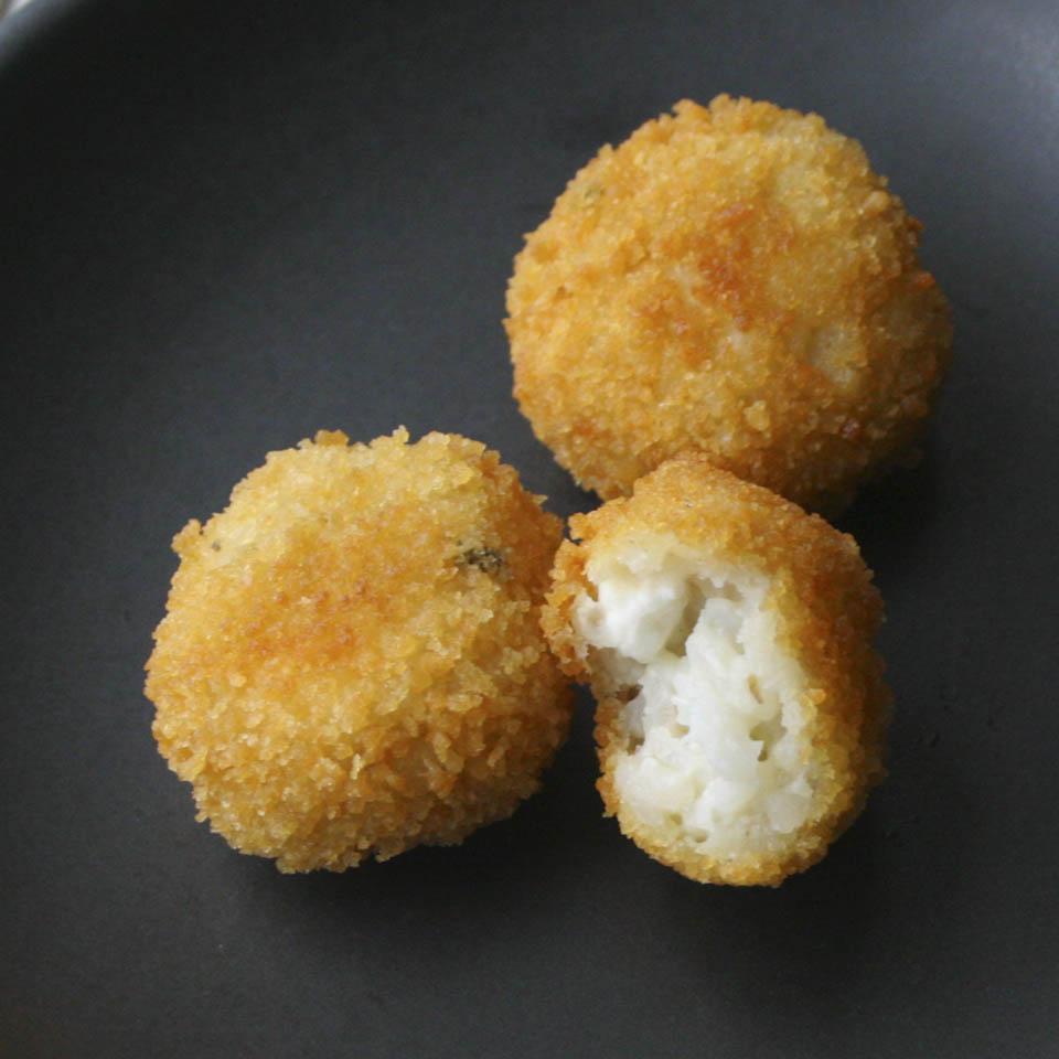 Recipe rice balls – Italian arancini