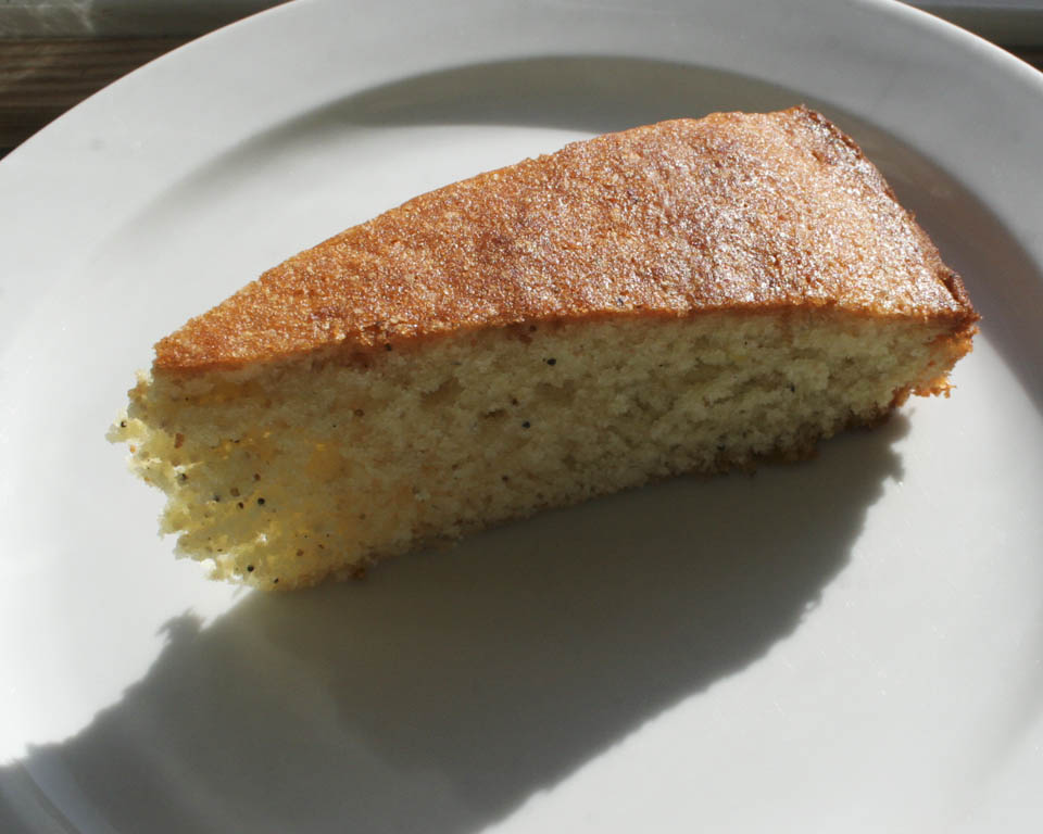 Poppy Seed Lemon Cake Recipe — Dishmaps