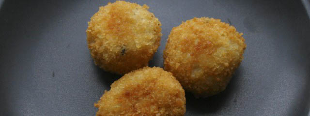 Arancini - Fried rice balls