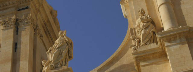 Baroque Sicily: In Noto walls talk