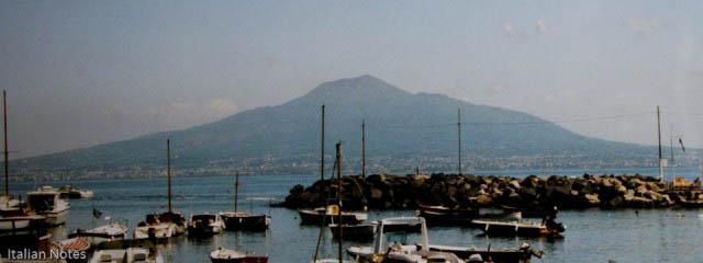 The Eruption of Vesuvius: Curiosity Killed Pliny the Elder