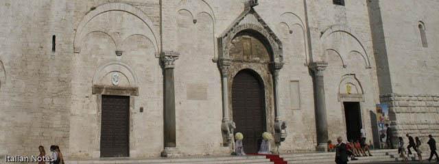 The real Santa Claus rests in Bari