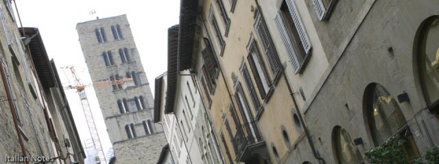 Exploring Arezzo in the writing of Henry James