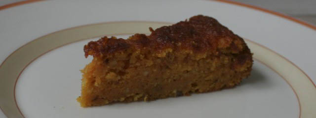 Italian Vegetable Cake Recipes: Italian Carrot Cake Recipe With Almonds, Amarettto And