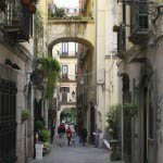 Medicine and gardens in Salerno