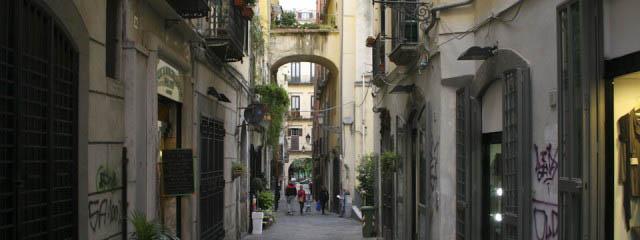 Salerno Italy – medicine and gardens