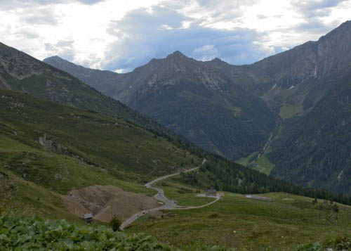 Take a look around Jaufenpass – Passo Giovo in South Tyrol