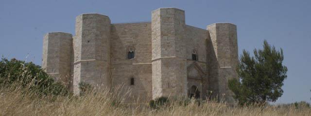 The strange symmetry of Castel del Monte