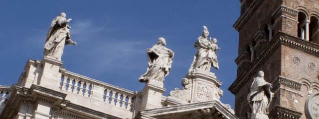 Tracking Bernini in Rome
