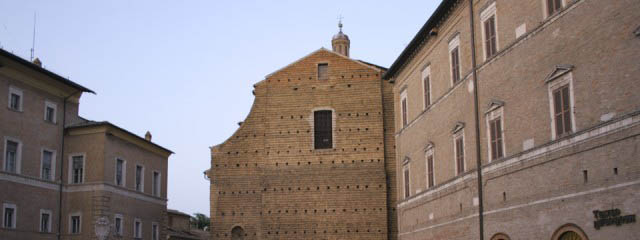 Italy architecture: The use of rustication