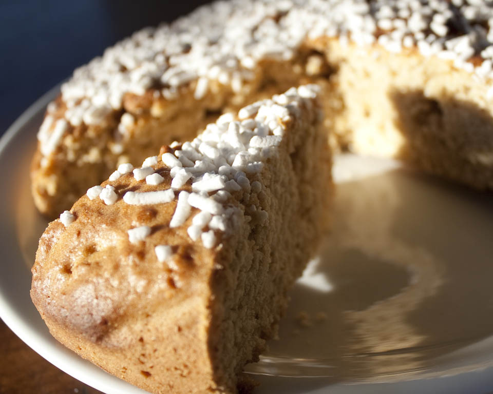 yeast cake