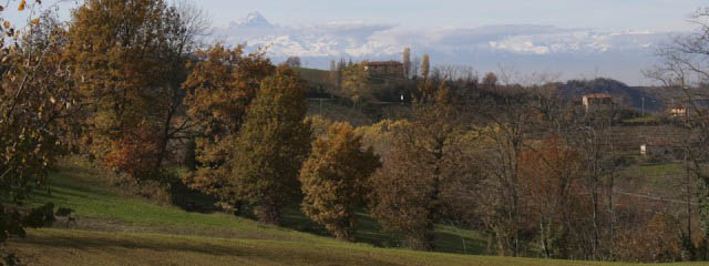Autumn hunting grounds in Italy