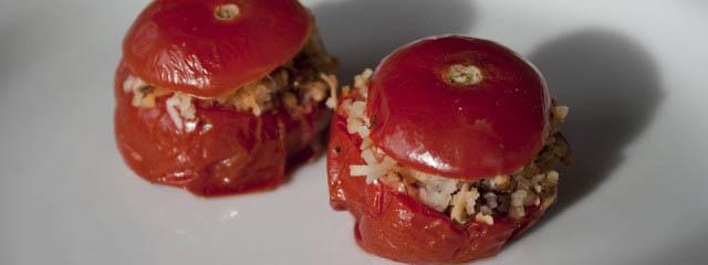 Baked tomato recipe
