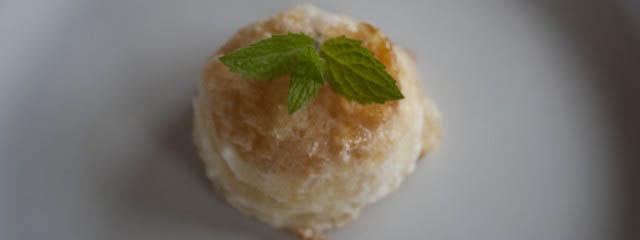 Piedmontese apple timbale