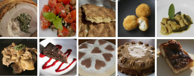 Best Italian Food Notes 2012