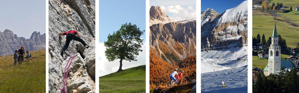 Dolomites: Outdoor activities