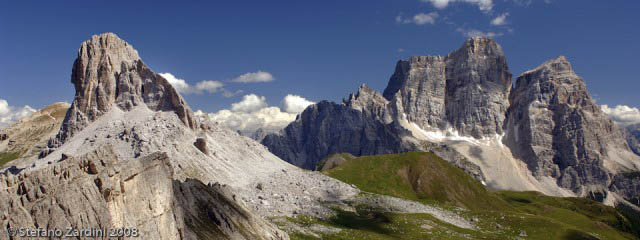 Italy trekking Exploring the Dolomites