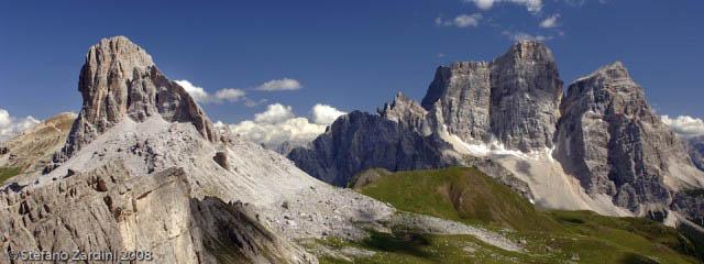 Italy trekking Exploring the Dolomites