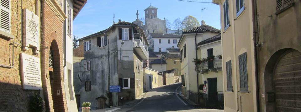 Grazzano Badoglio – A village in Monferrato Italy