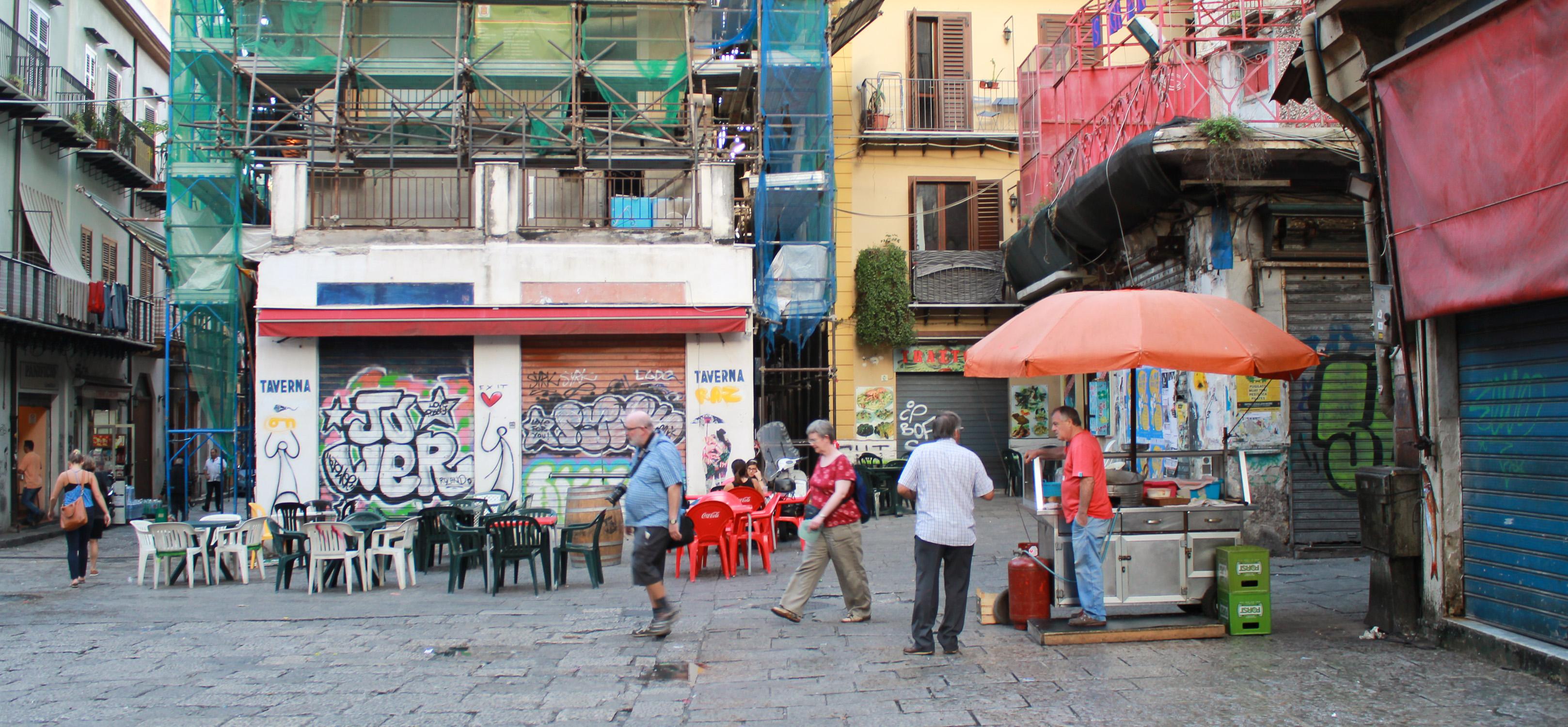 Palermo markets Vucceria