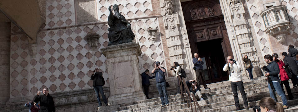 Perugia guide to the best photo ops
