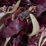 Radicchio and pancetta1