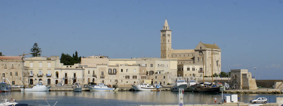 Trani Italy and the three-in-one cathedral
