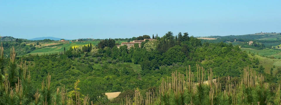 Unique hotels Tuscany Laticastelli
