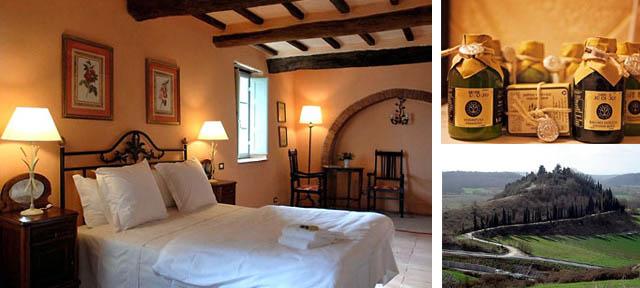 Unique hotels Tuscany