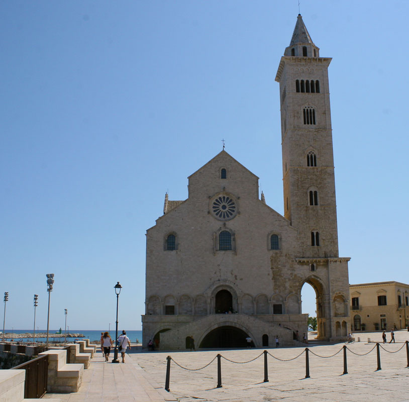 Photo of Trani Cathedral