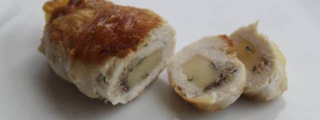 Chicken roll ups with fontina cheese 1