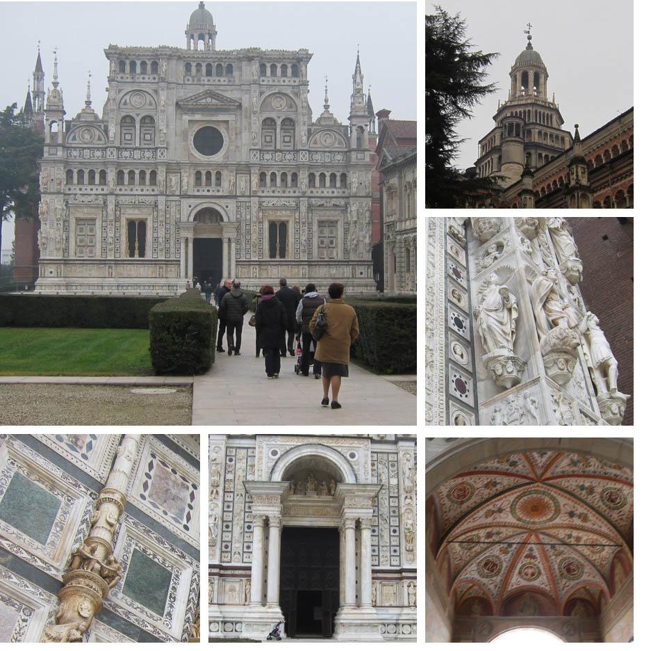 The Charterhouse of Pavia