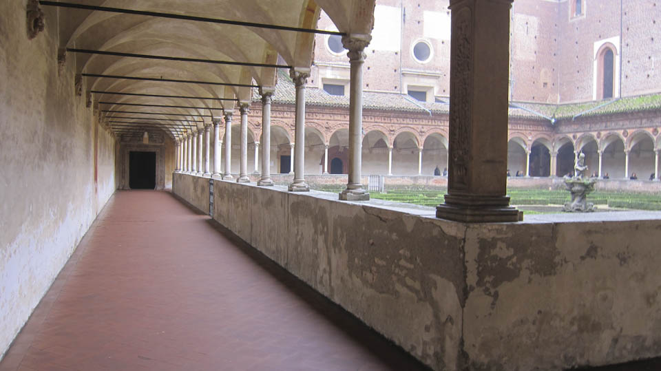 The Charterhouse of Pavia