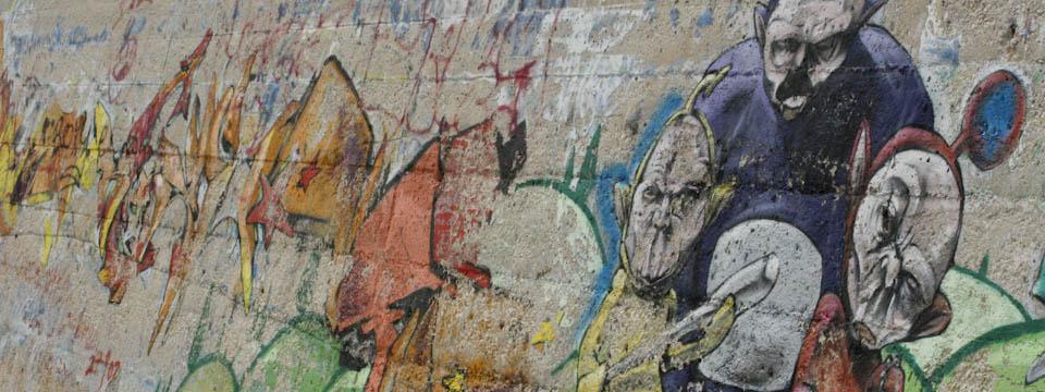 graffiti in italy