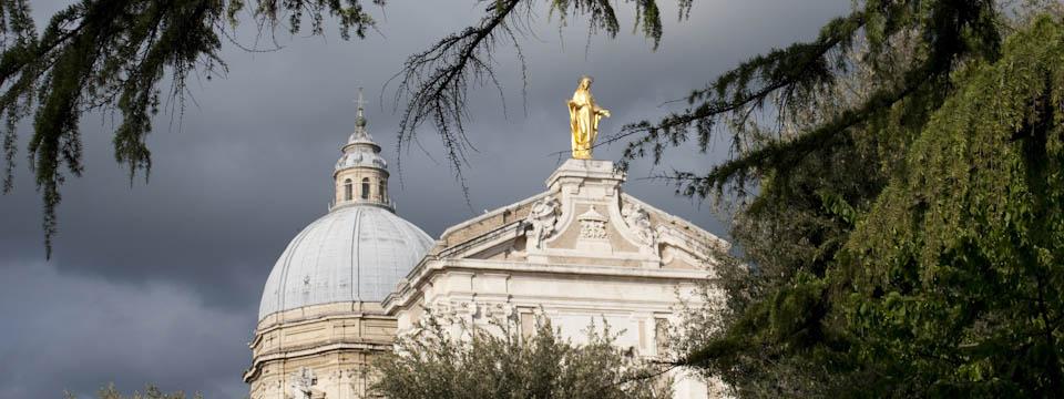 Facts about Santa Maria degli Angeli Assisi