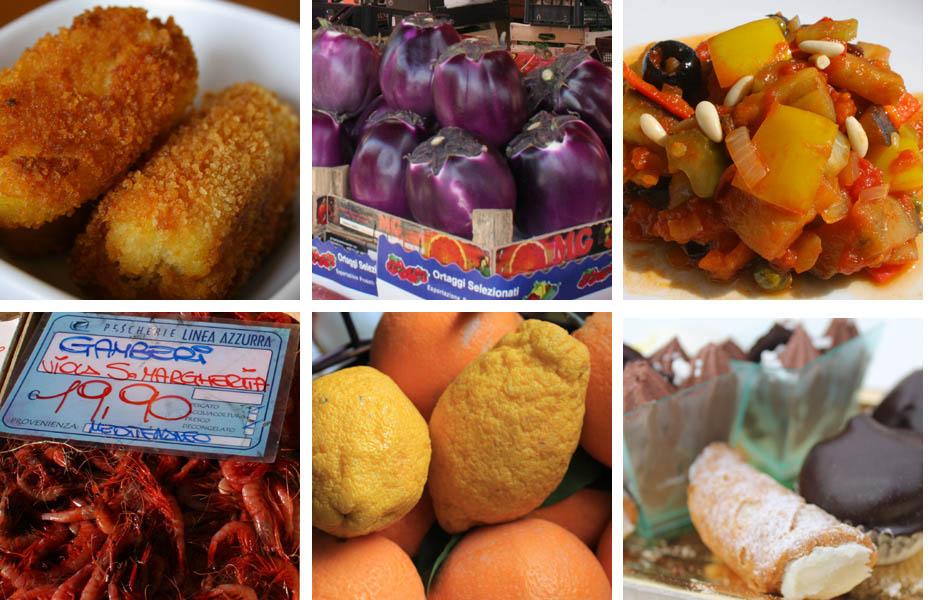 foods in sicily