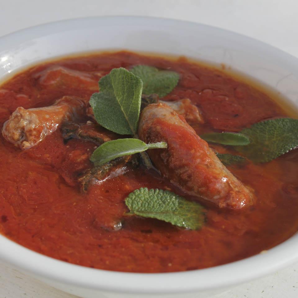 italian sausages recipe