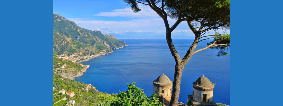 Must See Places on the Amalfi Coast