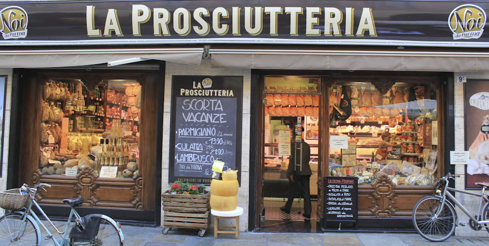 Parma The city of ham and cheese 1