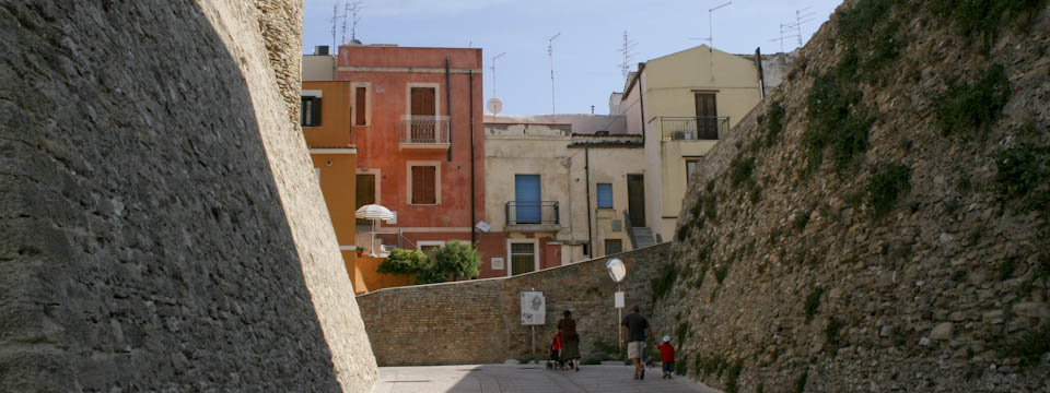 What to do in Termoli? A fortified town surrounded by beaches