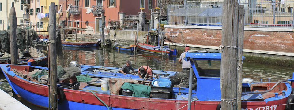 Chioggia – the pantry of Venice
