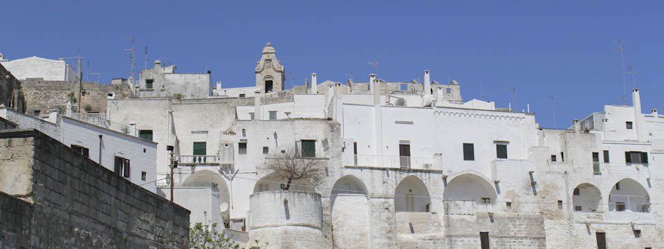 White city Ostuni
