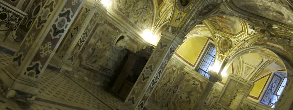 The violent beauty of the Cathedral of Salerno