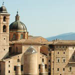 Urbino - One of the most adorable hilltowns in Italy